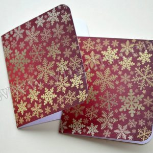 100PCS/LOT,Chritmas snowflake folded cards,Handmade greeting cards.DIY christmas cards.Party favor.DIy scrapbooking kit.