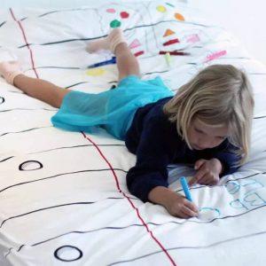 14pcs/lot t-shirt markers quality textile markers permanent fabric pen unwashabl...