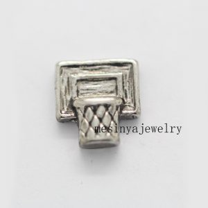 10pcs basketry floating charms for glass locket Min amount $15 per order mixed items, FC-9